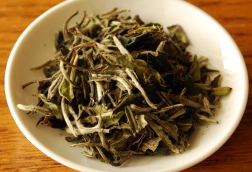 Teavivre: White Peony Tea (Bai MuDan)